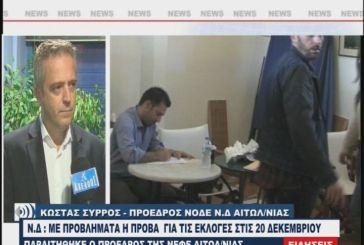 ΝΔ Αιτωλοακαρνανίας: αγκάθια στο δρόμο προς τις εκλογές…