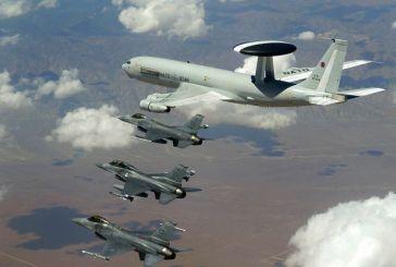 """Κατάρριψη SU-24: """"Ένα NATOϊκό AWACS απογειώθηκε από Άκτιο"""""""