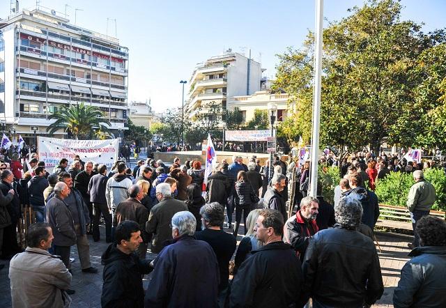 Το Εργατικό Κέντρο Αγρινίου καλεί σε απεργιακή συγκέντρωση και συλλαλητήριο