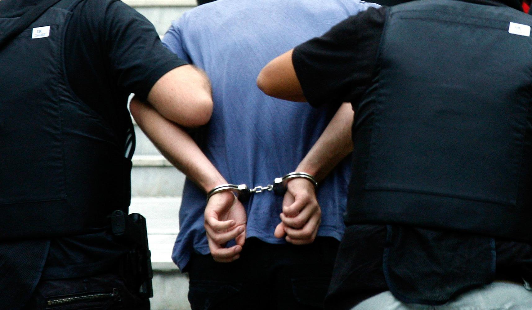 Σύλληψη αλλοδαπών στο Αγρίνιο για παράνομη είσοδο στη χώρα