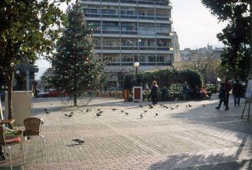 Χριστούγεννα  στο Αγρίνιο 14 χρόνια πριν