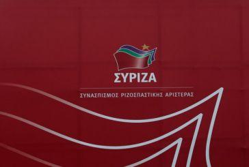 ΣΥΡΙΖΑ για έργα στους δρόμους: Η Αιτωλοακαρνανία βγαίνει από το «τούνελ» της απομόνωσης