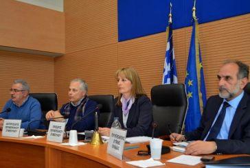 Ειδική συνεδρίαση για τον απολογισμό του έργου της Περιφέρειας