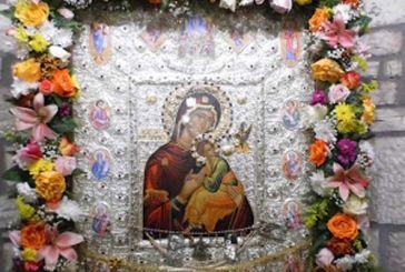 Αγρυπνία στην Ιερά Μονή Ευαγγελισμού της Θεοτόκου Παραβόλας