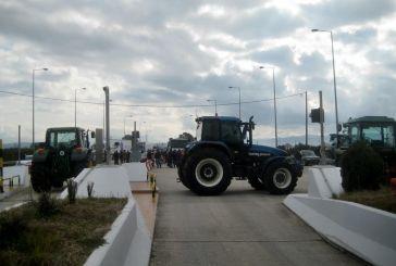 Δυναμικά συνεχίζει το μπλόκο στη Βόνιτσα- 12:00-14:00 κλείσιμο δρόμου τη Δευτέρα