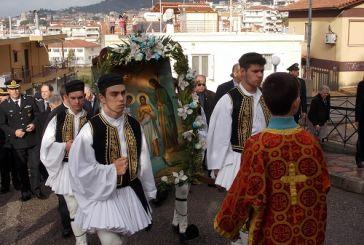 Με λαμπρότητα γιόρτασε το Αγρίνιο τα Θεοφάνεια