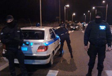 Σκηνικό αστυνομικής ταινίας στο Αγρίνιο: κλοπή σε βενζινάδικο, καταδίωξη και συλλήψεις