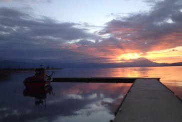 Όμορφες εικόνες τα ξημερώματα στα Αμπάρια Παναιτωλίου!