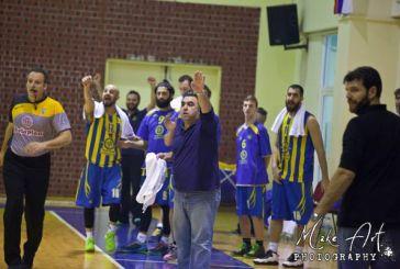 Μακρής- Αίολος Αστακού: «Προετοιμασμένοι αγωνιστικά και πνευματικά»