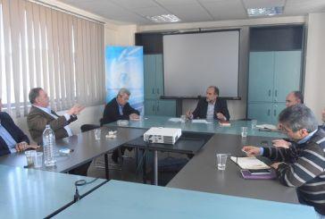 Απ. Κατσιφάρας: Υψηλά στην ατζέντα η ενίσχυση της επιχειρηματικότητας