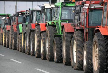 Αγρότες: Κάθε μέρα για 2 ώρες θα κλείνει η Πατρών-Κορίνθου