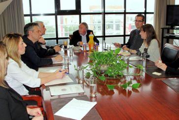 Κλιμάκιο της Καναδικής Πρεσβείας στην Πάτρα για θέματα πολιτικής προστασίας