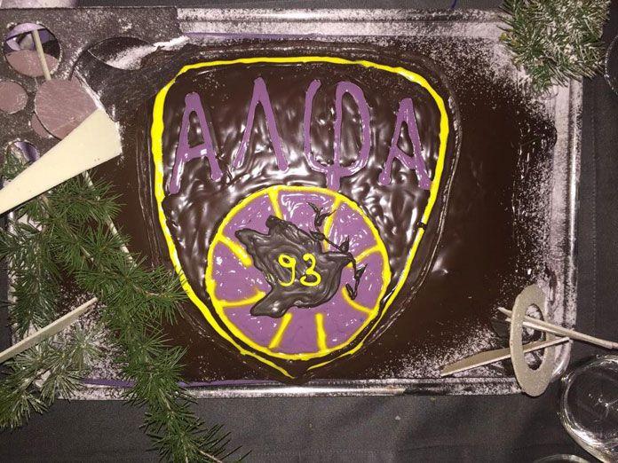 Έκοψε την πρωτοχρονιάτικη πίτα της η ΑΛΦΑ 93