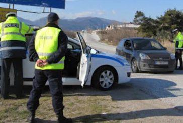 82χρονος και άλλοι επτά συνελήφθησαν να οδηγούν χωρίς δίπλωμα