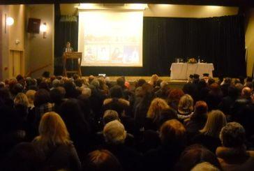 Μεγάλη συμμετοχή στη συνάντηση της Σχολής Γονέων στο Αγρίνιο