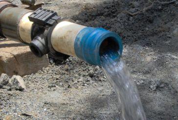 Πρόβλημα υδροδότησης στο Πυργί εξαιτίας κατολισθήσεων