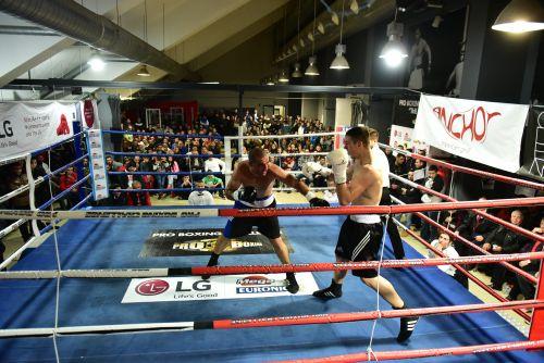 Eντυπωσιακή η τρίτη αγωνιστική του Pro Boxing Challenge