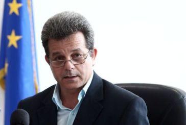 Ο Γενικός Γραμματέας Αθλητισμού στο Μεσολόγγι