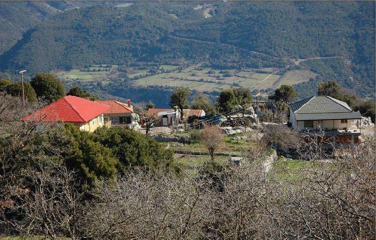 Αυλάκι Βάλτου: Ένα ήσυχο χωριό μέσα στο πράσινο