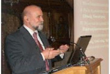 Ομιλία του καθηγητή Ηλία Ματσαγγούρα στη Σχολή Γονέων στο Αγρίνιο