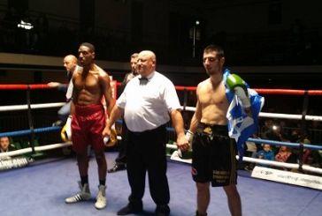 Πολύ καλή εμφάνιση του Κ. Παπαδόπουλου από το Fight Club Kakarelis στο Λονδίνο