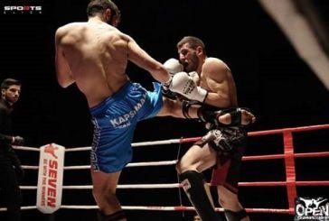 kick-boxing: επιτυχίες για τον Ηρακλή Αγρινίου