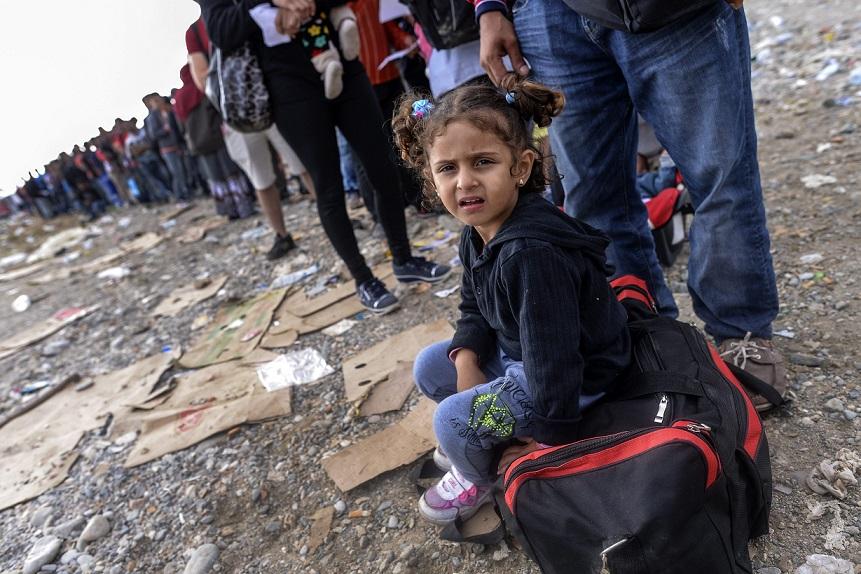 Migrants in FYROM