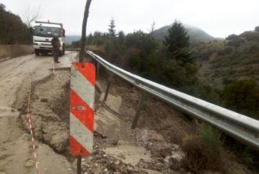 Αποκαταστάθηκε η κυκλοφορία στον δρόμο Αγρίνιο- Προυσός- Καρπενήσι