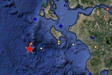 Tαρακουνήθηκε και το Αγρίνιο από μεγάλο σεισμό με επίκεντρο κοντά στη Ζάκυνθο