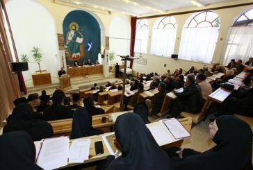Πανελλήνιο Μοναστικό Συνέδριο στη Ναύπακτο (φωτό)