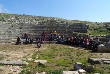 Επίσκεψη-ξενάγηση στην Αρχαία Πλευρώνα