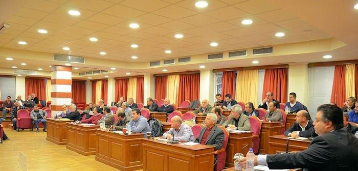 Έκτακτη συνεδρίαση του Δημοτικού Συμβουλίου Μεσολογγίου