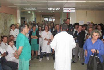 Απορρίπτουν την πρόταση της ΥΠΕ οι εργαζόμενοι του Νοσοκομείου Μεσολογγίου