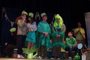 """""""Πράσινο+Μπλε"""":Συνεχίζονται οι θεατρικές παραστάσεις μαθητών των Δημοτικών Σχολείων Ναυπάκτου"""