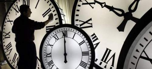 αλλαγή-ώρας