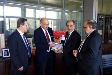 Απ. Κατσιφάρας: Συνεργασία με την Ευρωπαϊκή Επιτροπή για την αναβάθμιση του πολιτιστικού και αθλητικού ρόλου της Δυτικής Ελλάδας