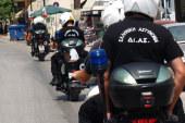 44χρονος φυγόποινος συνελήφθη στο κέντρο του Αγρνίου