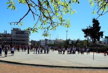 Γιορτή της νεολαίας  το τουρνουά μπάσκετ «3 με 3» στο Αγρίνιο (φωτό)