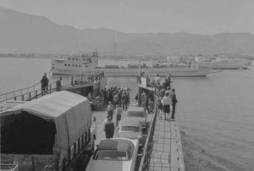 Η ιστορία των ferry boat στο Ρίο-Αντίρριο