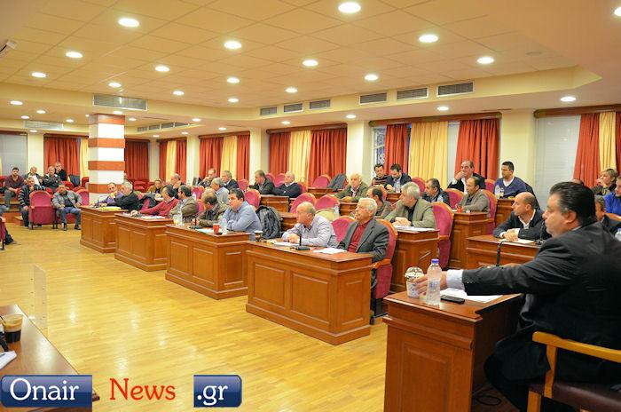 Συνεδριάζει το Δημοτικό Συμβούλιο Ι.Π. Μεσολογγίου