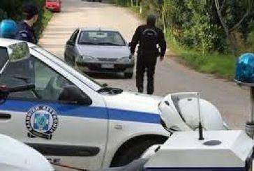 Πολλές συλλήψεις χθες στην περιοχή της Αιτωλίας