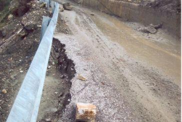 SOS για τον δρόμο στη θέση Καστανόρεμα Καστανούλας