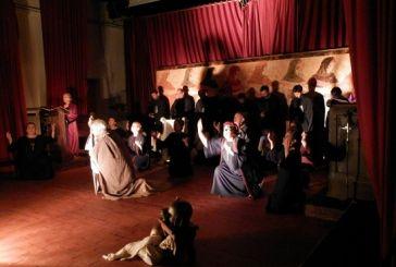 Μεσολόγγι: Παρουσιάστηκε η παράσταση «Λειτουργία κάτω από την Ακρόπολη»