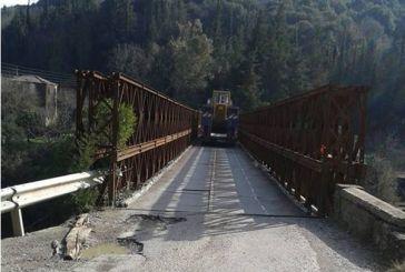 """""""Επικίνδυνη η διέλευση από τη γέφυρα Μπανιά"""""""