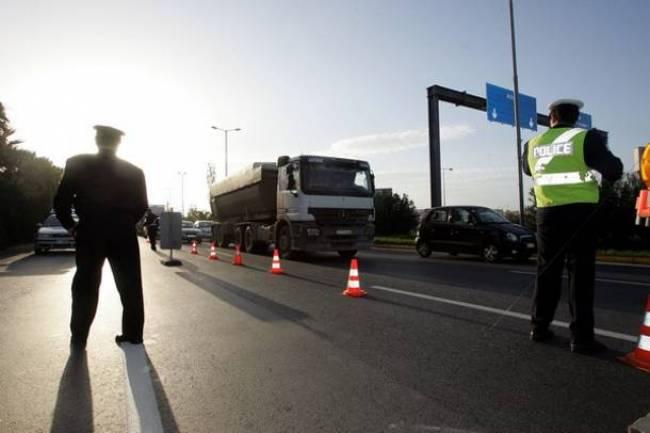 Κυκλοφοριακές ρυθμίσεις σε τμήμα της Εθνικής Οδού Αμφιλοχίας – Λευκάδας