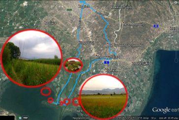 Ερμίτσα-Χερσόνησος Λυσιμαχίας-Μαύρικα-Αγρίνιο: Η διαδρομή του νερού και της ιστορίας