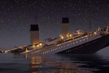 Λεπτό προς λεπτό η βύθιση του «Τιτανικού» -Ψηφιακή αναπαράσταση δείχνει πώς η θάλασσα κατάπιε το πλοίο [βίντεο]