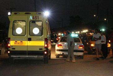 Τραυματίες σε σοβαρό τροχαίοι στον Πλατανίτη Ναυπάκτου (φωτο & βίντεο)