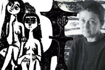 Ξενάγηση στο Μουσείο της Βάσως Κατράκη στο Αιτωλικό (video)