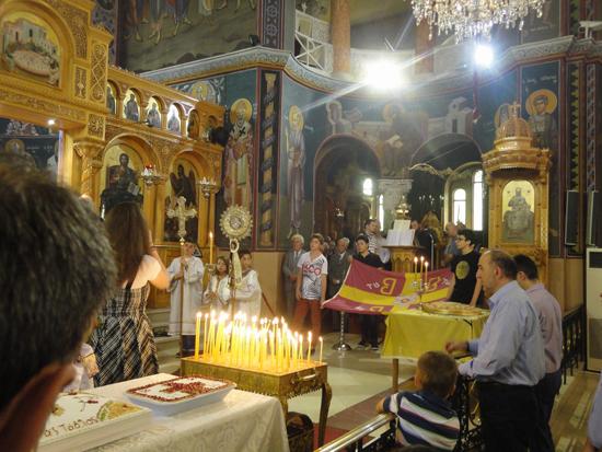 Αγρίνιο: επιμνημόσυνη δέηση υπέρ των πεσόντων κατά την Άλωση της Κωνσταντινούπολης